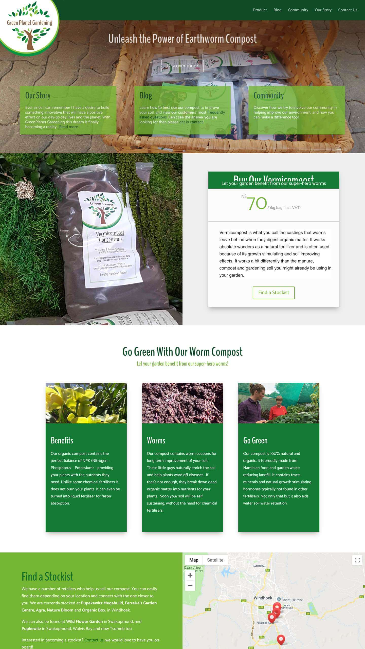 Green Planet Gardening