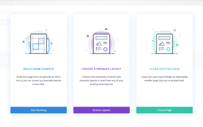 Getting Started with Divi